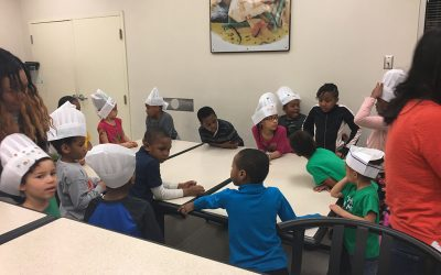 Silver Spoons Learn that Kids Can Cook Too!